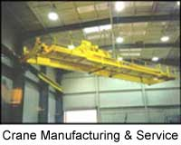 Crane Manufacturing and Service
