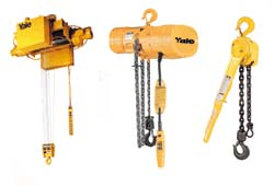Hoist Distribution & Parts