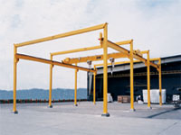Runway Systems - Free Standing and Self Supporting